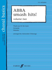 ABBA Smash Hits! Volume 2 for Mixed Voices  published by Faber