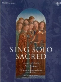 Sing Solo Sacred (Low Voice) published by Oxford University Press (OUP)