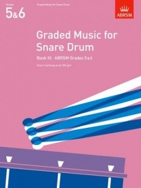 Graded Music for Snare Drum Book 3 published by ABRSM