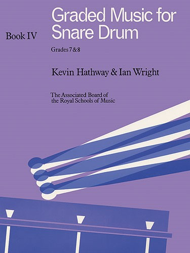 Graded Music for Snare Drum Book 4 published by ABRSM