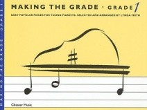 Making the Grade : Grade 1 Piano published by Chester