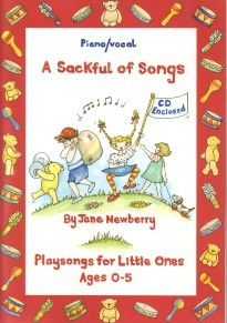 A Sackful of Songs by Newberry for Piano published by Cramer Music