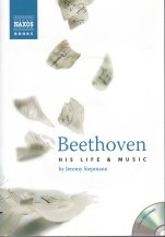 Beethoven His Life and Music by Siepmann published by Naxos