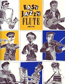 Easy Jazzy Flute by Rae published by Universal Edition