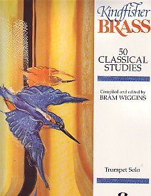 50 Classical Studies for Trumpet by Wiggins published by Fentone