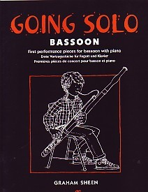 Going Solo Bassoon (Sheen) for Bassoon published by Faber