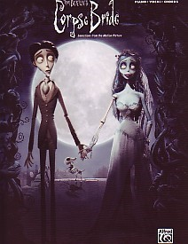 Corpse Bride - Selections From the Motion Picture published by Alfred