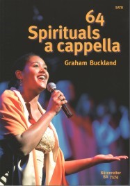 64 Spirituals a cappella published by Barenreiter