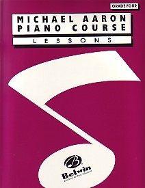 Aaron Piano Course Grade 4 published by Alfred