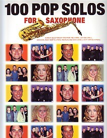 100 Pop Solos for Saxophone published by Wise