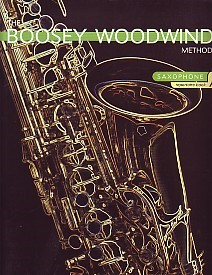 Boosey Woodwind Repertoire Book A for Saxophone published by Boosey and Hawkes