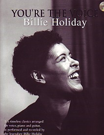 You're the Voice : Billie Holliday Book & CD published by Faber