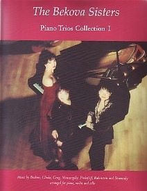 Bekova Piano Trio Collection 1 published by Boosey and Hawkes