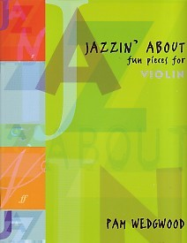 Jazzin About for Violin published by Faber