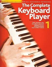 Complete Keyboard Player Book 1 Revised Edition published by Wise