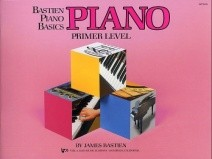 Bastien Piano Basics Primer Level WP200 published by KJOS