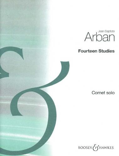 14 Studies by Arban for Cornet published by Boosey and Hawkes