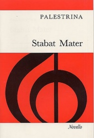 Stabat Mater - Vocal Score by Palestrina published by Novello