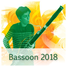 ABRSM Bassoon Syllabus 2018