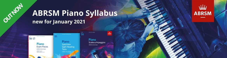 ABRSM Grade 1 Piano 2021-22 Selected Exam Pieces New Syllabus