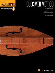 Hal Leonard Dulcimer Method Book & Online Audio