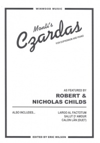 Monti: Czardas for Euphonium published by Winwood Music
