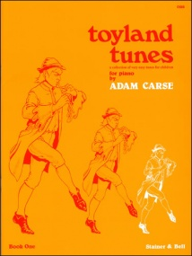 Carse: Toyland Tunes Book 1 for Piano published by Stainer and Bell
