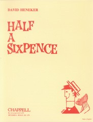 Half A Sixpence - Vocal Score published by Faber