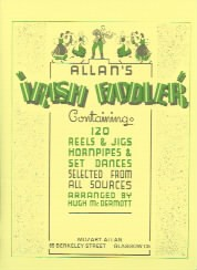 Allans Irish Fiddler for Violin published by Allan