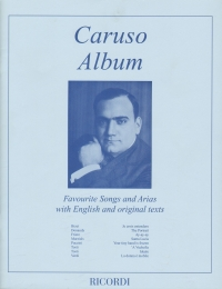 Caruso Album published by Ricordi