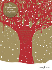The Christmas Piano Songbook published by Faber