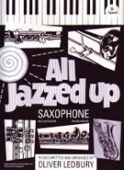 All Jazzed Up for Tenor Saxophone published by Brasswind