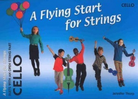 A Flying Start for Strings - Cello Duet published by Flying Start