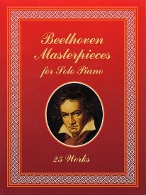 Beethoven: Masterpieces For Solo Piano published by Dover