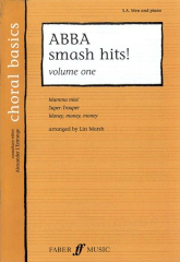 ABBA Smash Hits! Volume 1 SA/Men  published by Faber