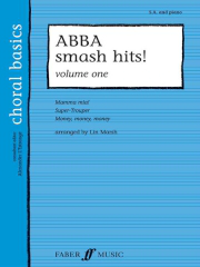 ABBA Smash Hits! Volume 1 SA published by Faber