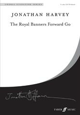Harvey: The Royal Banners Forward Go SATB published by Faber