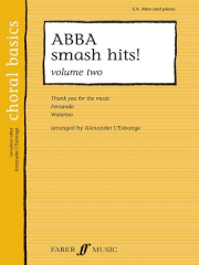 ABBA Smash Hits! Volume 2 SA/Men published by Faber