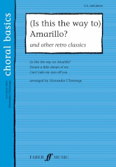 (Is This The Way To) Amarillo? & Other Retro Classics SA published by Faber