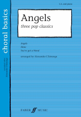 Angels: Three Pop Classics SA published by Faber