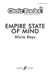 Choir Rocks! Empire State of Mind SA(Bar/A) published by Faber