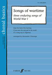 Songs of Wartime SA published by Faber