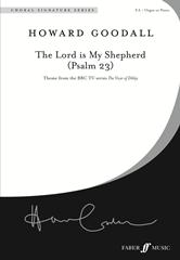 Goodall: The Lord Is My Shepherd (Psalm 23) SA published by Faber