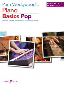 Wedgwood: Piano Basics Pop published by Faber