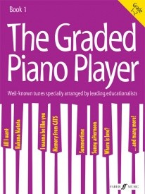 The Graded Piano Player Grades 1-2 published by Faber