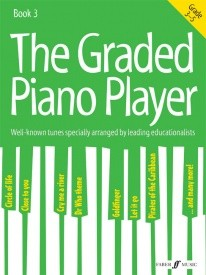 The Graded Piano Player Grades 3-5 published by Faber