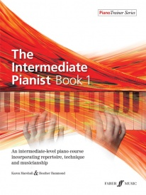 The Intermediate Pianist Book 1 published by Faber