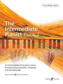 The Intermediate Pianist Book 2 published by Faber