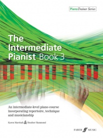 The Intermediate Pianist Book 3 published by Faber