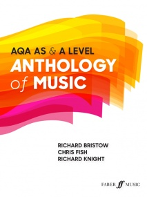 The AQA AS & A Level Anthology of Music published by Faber